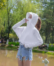 徐州防曬服廠家加工圖片