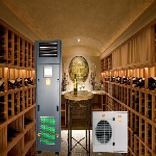 仿生態酒窖精密空調酒窖恒溫恒濕機系統除濕設備圖片