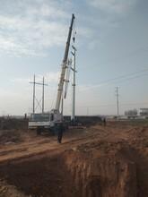 吉林电力钢管杆销售批发图片