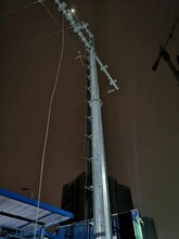 云南电力钢管杆供应批发图片
