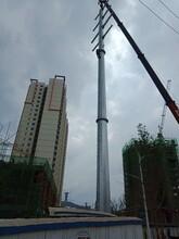吉林电力钢管塔厂家直销图片