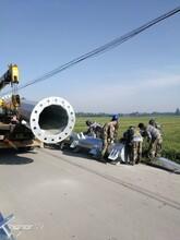 重庆电力钢管杆厂家批发图片
