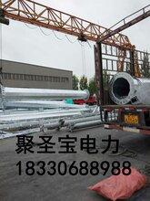 贵州电力钢管杆厂家