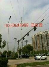 红塔区35kv110kv电力钢管杆电力钢管塔图片