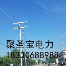 师宗县35kv110kv钢管杆钢管塔钢杆图片