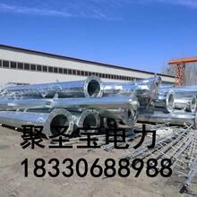 渝中区35kv电力钢管塔66kv电力钢管塔图片