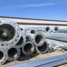 陕西钢管塔生产厂家图片