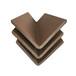 廠家供應各種規格紙護邊貨物包裝護角環保耐用紹興出售