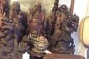 上海木雕回收上海回收根雕