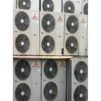 徐汇区空调回收公司收购二手空调空调机组回收