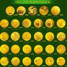闸北熊猫金银币回收收购各类金银币公司图片