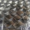 孔板波纹填料250Y304材质丝,网波纹填料,塑料填料