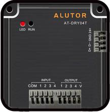 阿尔尤特AT-Dry04干接点4路干接点直流干接点照明干接点图片