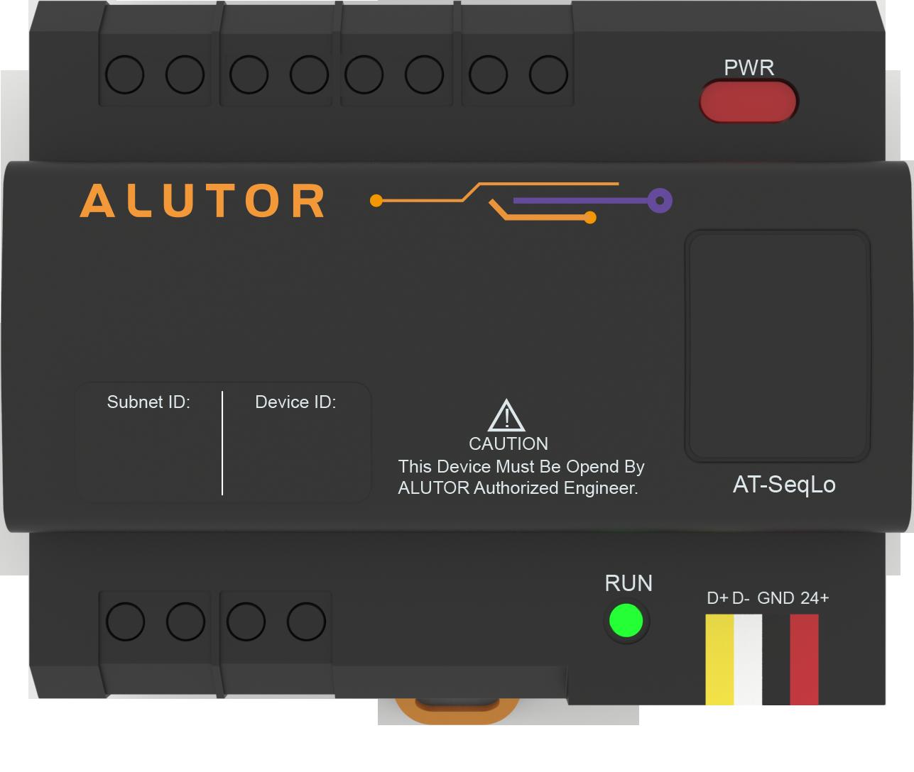 阿尔尤特AT-SeqLo时序逻辑控制器智能照明时序控制器逻辑控制器条件控制器