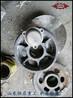砖窑工厂烤漆烘干室踏面直径180轮缘220实心焙烧窑窑车轮