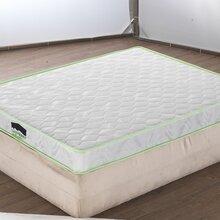 德濤海廠家直銷高回彈海綿化纖布單面用彈簧床墊真空壓縮床墊