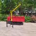 1噸小型履帶運輸車山地小型履帶車農用搬運履帶車自卸式履帶運輸車