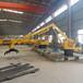 微型抓木機山東抓木機電動抓木機固定式抓鋼機廠家