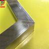 工厂推荐一款高品质方管切45度角折角90度机器,铁管冲角