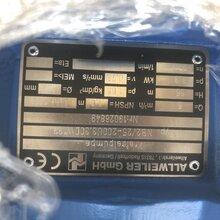ALLWEILER离心泵typeU3.30D-W133-28250