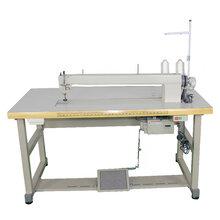 促銷活動JQ-2床墊面料床具縫制機械設備高速長臂商標曲線縫紉機