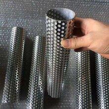 过滤筒-冲孔网-不锈钢筛网-冲孔过滤网-过滤网筒图片