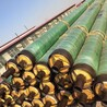 专业生产销售城镇供热用聚氨酯保温钢管