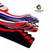 紡織輔料生產商供應4公分間色尼龍高彈力松緊帶環保