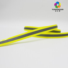 定制新款尼龙宠物织带牵引绳带彩色环保牵狗绳出口品质图片
