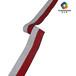 深圳紡織廠家供應尼龍金蔥松緊帶彩色條紋彈力帶支持來圖定制
