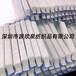 現貨供應北京醫用護目鏡松緊帶針織松緊帶白色1寸寬可定制
