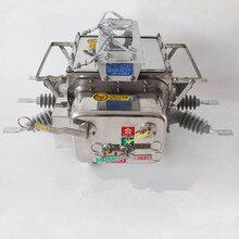 FZW28-12系列戶外柱上分界真空負荷開關智能分界真空負荷開關概述圖片