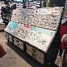 閔行地區眼鏡儲藏式中島柜定制展示柜報價表