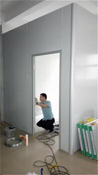 东坑店铺装修,石膏板隔墙