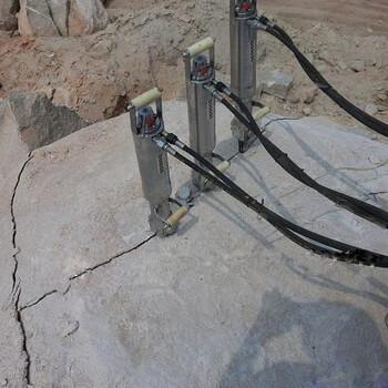 采矿岩石劈裂机LB-P40岩石劈裂棒价格厂家直销