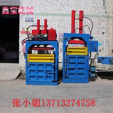 厂家直销20T立式压缩打包机液压打包机废品打包机图片