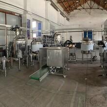 上海矩源NFC玉米胚芽饮料冷灌装生产线图片