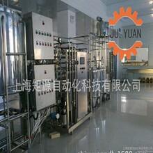 上海矩源定制型蘋果汁飲料罐裝生產線圖片