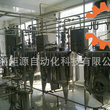 供應?全自動果味碳酸飲料生產線圖片