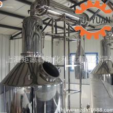 供应上海矩源香橼精油蒸馏提取设备图片