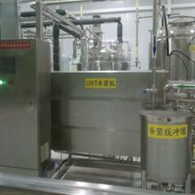 上海矩源JYT-UHT套管式超高温瞬时杀菌设备图片