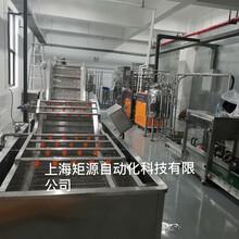 上海矩源定制型酵素果汁飲料生產線圖片