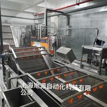 供應上海矩源涼茶/茶飲料罐裝生產線圖片