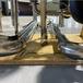 超聲波植物動態提取濃縮罐,超聲波熱回流提取濃縮機組