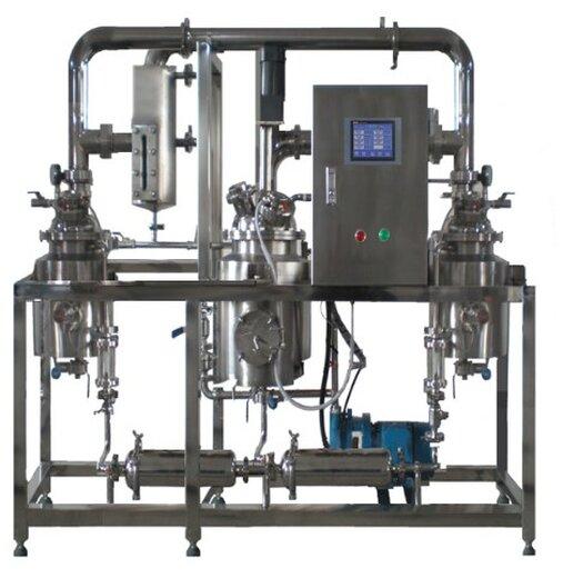矩源聚能式超聲波提取機組,提取純化濃縮機