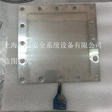 上海朗晏饲料厂,面粉厂除尘器,提升机用正拱开缝型防爆膜泄爆片