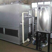 河北安来生产闭式冷却塔逆流式横流式混合式冷却设备型号齐全