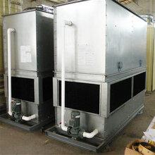 安来环保生产闭式冷却塔逆流式冷却塔蒸发式冷却器厂家