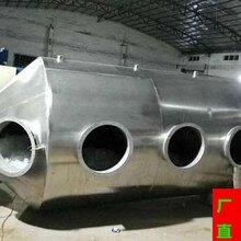 安来环保生产不锈钢喷淋塔耐高温脱硫塔砖窑厂脱硫塔河北脱硫塔厂家