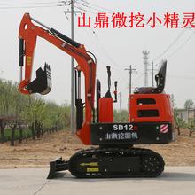 可以吊300公斤的小型挖掘机生产厂家